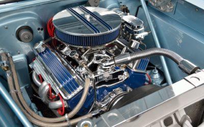 Co robić, gdy silnik się przegrzewa?
