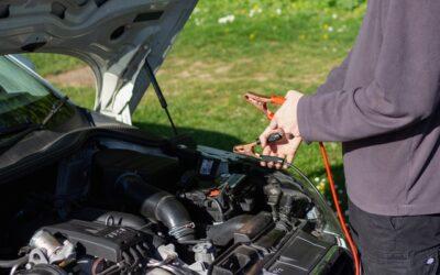 Co może być przyczyną rozładowującego się akumulatora?